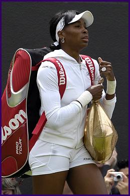 Venus wins again…
