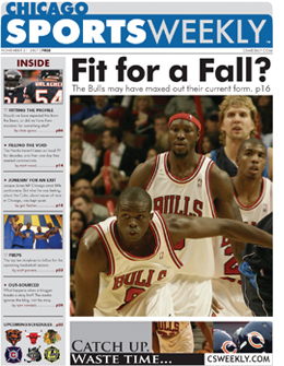 Chicago Sports Weekly, November 21