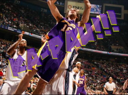Lakers go KA-PAU!