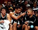 Manu, Tim & Tony - San Antonio's 3 stooges
